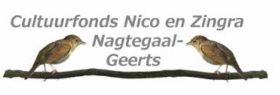 cultuurfonds Nico en Zingra Nagtegaal-Geerts